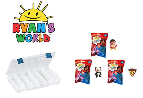 Ryan's World Ultimate Jellies Surprise Playset with Storage Case from Ryan's Toy Review -