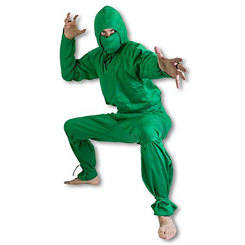 Green (Karate Gi Halloween Costume)