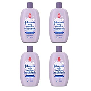 Johnson's Baby Bubble Bath, 28 Fl. Oz. (Pack of 4)