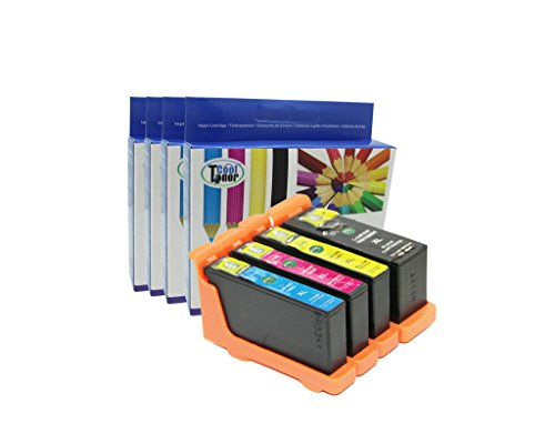 Cool Toner Compatible Ink Cartridge Replacement for Lexma...