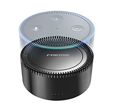"""Fremo Evo - an intelligent Battery Base for 2nd Generation Echo Dot. (""""Alexa"""" unlimited) from Fremo"""