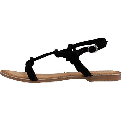 40536 sandales 02 GIOSEPPO black PAREA 75qRq1fw