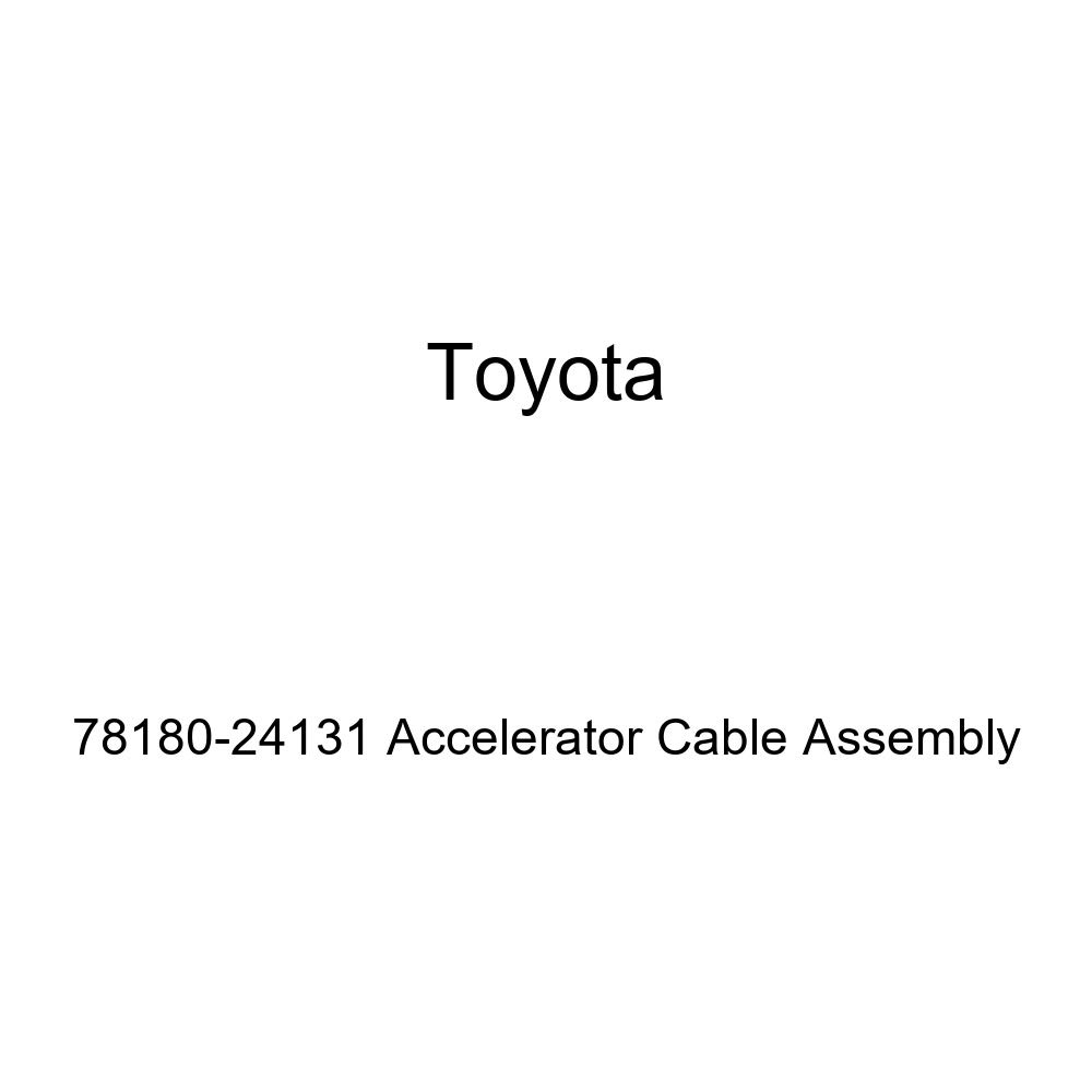 Toyota 78180-24131 Accelerator Cable Assembly