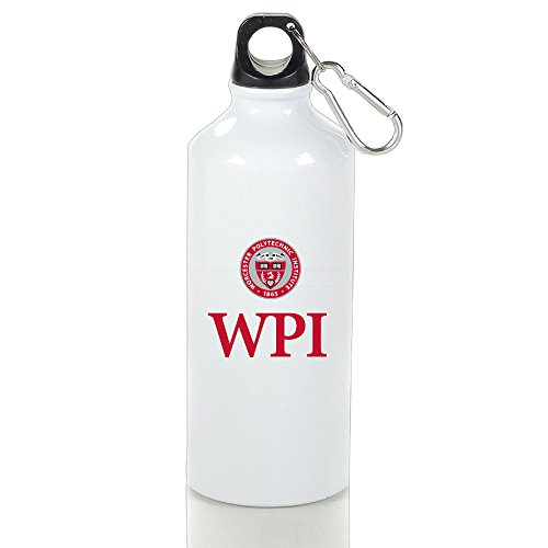 XJBD Insulation Cup Worcester WPI Logo Polytechnic Institute Thermal Vacuum Cup Size 400ml (Halloween In Worcester)