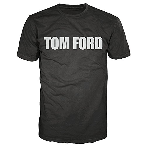 High+Fashion+Tom+Ford+Mens+Clothing+Fathers+Day+Birthday+Gift+T-Shirt+%28L%2C+Black%29