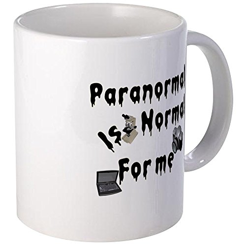 CafePress - Paranormal Designs Mug - Unique Coffee Mug, Coffee Cup by CafePress