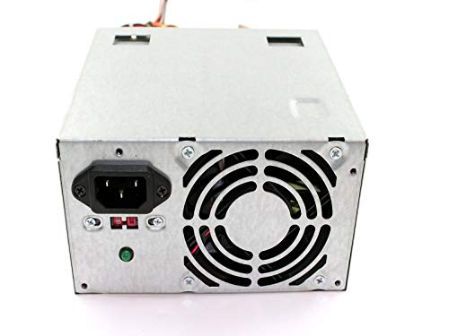 (Genuine Dell XW600 Replacement 300 Watt Power Supply (PSU) Power Brick Power Source For Inspiron 518, 530, 531, 541, 560, 580, Vostro 200, 220, & 400 Small Mini Tower (SMT) Systems, Compatible Dell Part Numbers: 9V75C, C411H, D382H, FFR0Y, H056N, H057N, HT996, J036N, K932C, N189N, N383F, N385F, N6H3C, P981D, PKRP9, R215C, R850G, R851G, RJDR3, XW599, XW601, Y359G, YX309, YX445, YX446, YX448, YX452, KF76H, Compatible Model Numbers: DPS-300AB-24 G, HP-P3017F3, HP-P3017F3LF, PS-5301-08, PS-6301-6, DPS-300AB-36B, ATX0300D5WB, PS-6301-02, 04G185015510DE, DPS-300AB-24 B, DPS-300PB-3, DPS-300PB-3C, DPS-300PB3A )