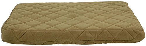 Carolina Pet Jamison Protector Pad Quilted OOPS Bed for Pets, Large, Sage (Pillows Jamison)