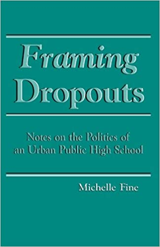 Framing Dropouts: Notes on the Politics of an Urban High
