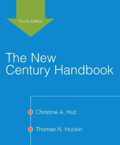 New Century Handbook, The (paperbound), (with MyCompLab NEW with E-Book Student Access Code Card) (4th Edition)