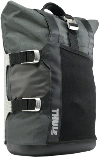 Bag Roll Trunk Tour (Thule Pack 'n Pedal Right Hand Commuter Pannier)