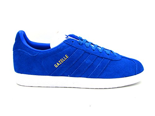 adidas Gazelle, Scarpe da Fitness Uomo Blu (Blu / Blu / Blu / Dormet)