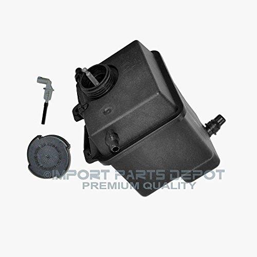 Coolant Reservoir Overflow Expansion Tank + Cap + Sensor for BMW X5 Land Rover Range Rover Premium 17137501959 -