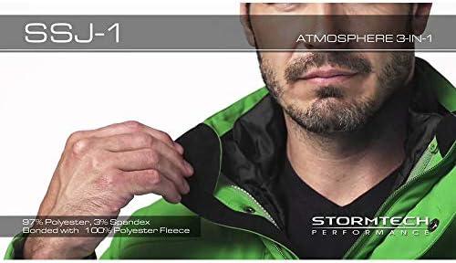 Stormtech Mens Atmosphere 3-in-1 Performance Jacket Waterproof /& Breathable