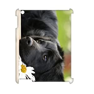 ALICASE Diy Cover Custom Case Cute Dog For IPad 2,3,4 [Pattern-1]