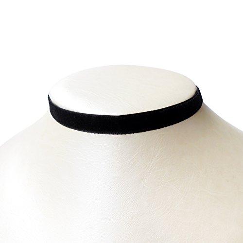 RareLove Classic Velvet Choker Necklace product image