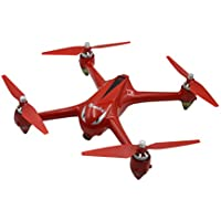 Blomiky Bugs 2 Red B2W Bugs 2 GPS Brushless 5G WIFI FPV 1080P RC Quadcopter Drone With HD Camera Altitude Hold Headless RC Helicopter Toys B2W Red