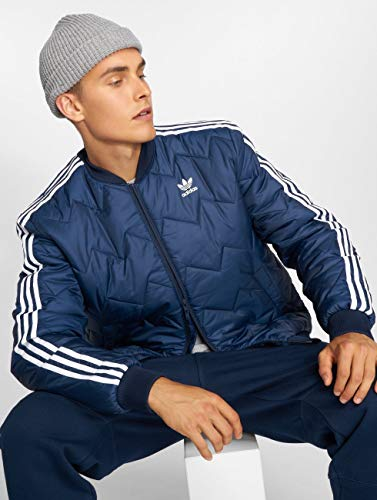 Marino Quilted Sst In Hfqgaa Azul Hombre Physiologic Adidas Chaqueta qRwcH46tE