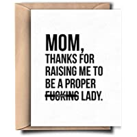 Funny Mom Birthday Card Funny Mother's Day Card from Daughter - Mother's Day Gifts