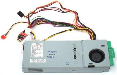 GENUINE DELL 210Watt Power Supply for OptiPlex GX280 Small Desktop (SD) Systems, Compatible Part Numbers: U5425, W5184 Model numbers: ()
