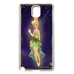 High Quality -ChenDong PHONE CASE- For Samsung Galaxy NOTE4 Case Cover -Tinker Bell In the Wind-UNIQUE-DESIGH 17