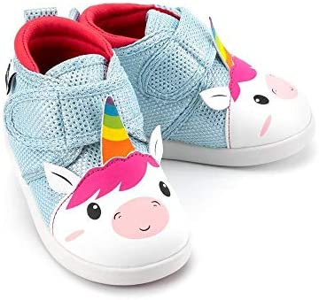 ikiki Unicorn Squeaky Shoes for