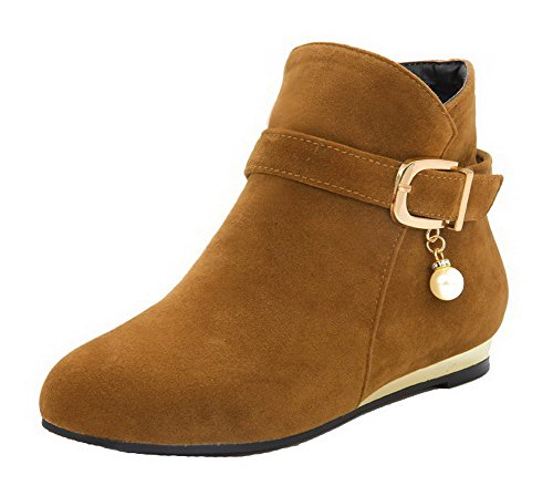 Suede Shoes Mujer AgeeMi Tac Hebilla 4ZSxRq