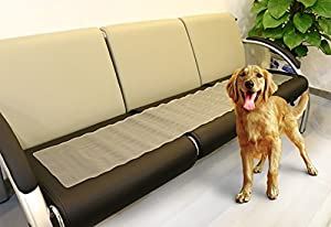 FLYMEI Indoor Electronic Pet Training Mats for All Kinds of Size Dogs and Cats, Used to Product Furniture & Train Your Pets to Learn Good House Manners (60 x 12 Inches)
