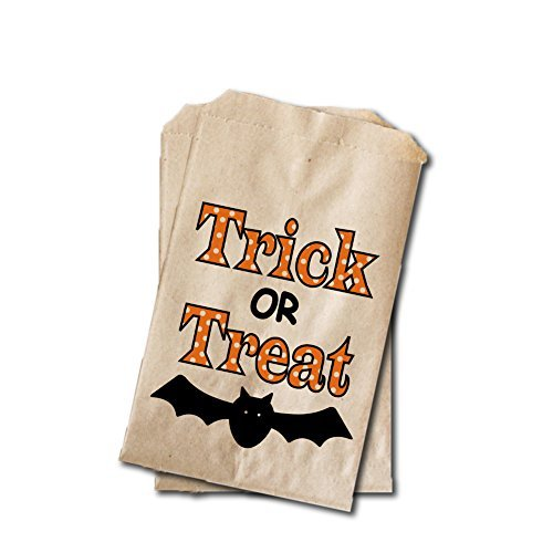 Halloween Candy Bags - Halloween Party Favor Bags