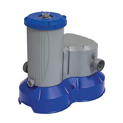 Bestway 58392E Flowclear 2,500 Pool Filter Pump, One Size, ()
