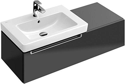 Villeroy & Boch Waschtischunterschrank Subway 2.0 A7000R 987x257x454 Glossy White, A7000RDH