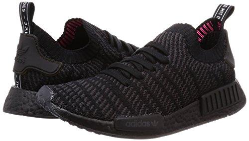 PK 1 R1 CQ2391 Schwarz adidas 43 Sneaker Originals Schuhgröße Schwarz NMD STLT 3 qqXHPw