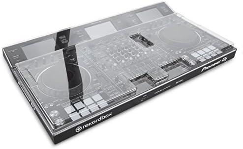[해외]Decksaver DS-PC-DDJRZX Impact Resistant Cover for Pioneer DDJ-RZX Controller / Decksaver DS-PC-DDJRZX Impact Resistant Cover for Pioneer DDJ-RZX Controller