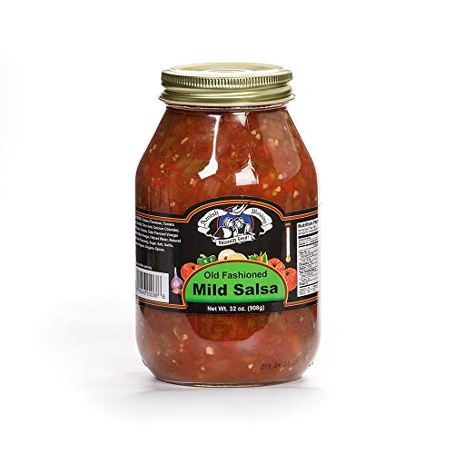 - Mild Amish Wedding Salsa, 32 oz