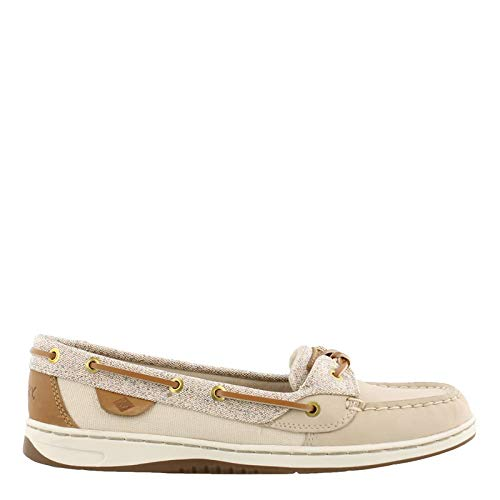 SPERRY Women's Angelfish Confetti Oat 8 M US