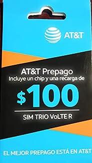 At&t Sim Card Trio (100 Pesos) Pre