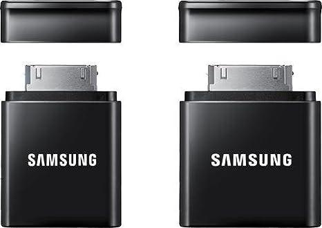 Samsung EPL-1PLR - Lector de Tarjetas de Memoria para Samsung Galaxy Tab, Negro