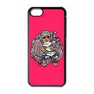 Killer Bee and Gyuuki the Hachibi iPhone 5c Cell Phone Case Black phone component RT_355085