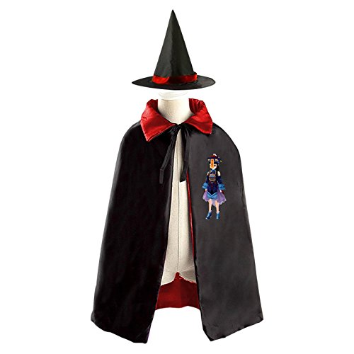 Homemade Medieval Costumes Patterns (Zombies Halloween Witches' Coaks Are Suitable For Boys And Girls Reversible Cosplay)