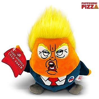 Pet Supplies : Chomp A Chump Donald Trump Parody Squeaking
