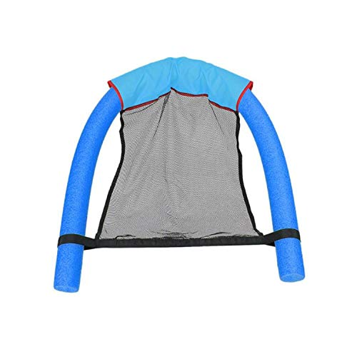 Hammocks Inflatable Water Hammock Floating Bed Sports Air Mattress Lounge Chair Drifter Swimming Pool Beach Float Sleeping Bed Chair,7.5x150cm (Lb Hammock 800 Capacity)
