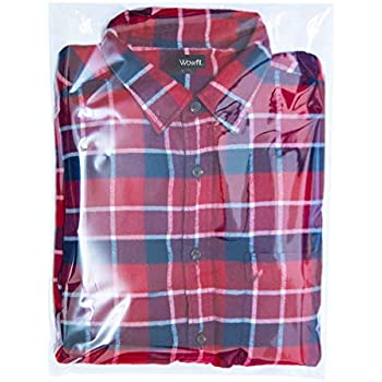 Amazon.com: Cellophane - Bolsas de celofán para ropa (100 ...