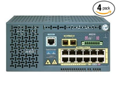 Amazon.com: Cisco WS-C2955C-12-RF Catalyst 2955C-12 - Switch ...