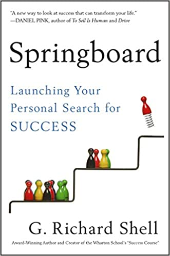 49510fc9c9b9c Springboard  Launching Your Personal Search for Success  Amazon.co ...