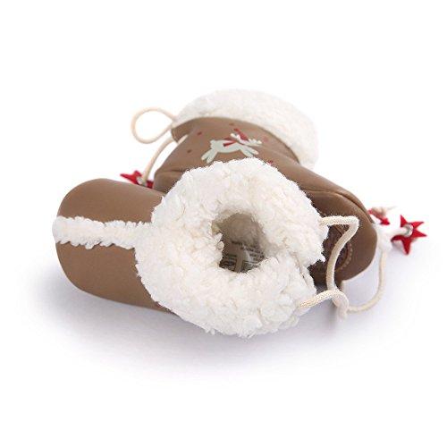 Estamico amp; 18 Baby Monate 12 Mädchen Puschen Krabbelschuhe twptrHBq