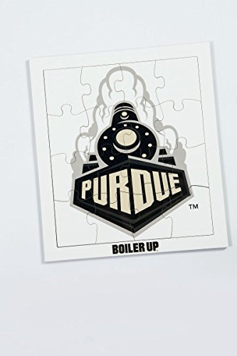 (South Bend Woodworks Purdue Boilermaker Jigsaw Puzzle)