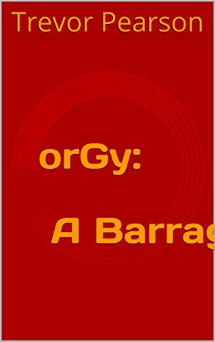 orGy: a Barrage - Orgy Black