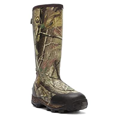 Men's Irish Setter 17 inch Rutmaster 800 gram Thinsulate Ultra Insulation Boots, Realtree AP, 13D