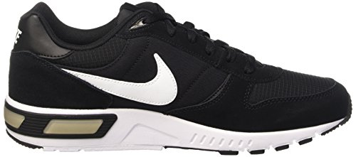 Scarpe Uomo Nightgazer white white Nike bianco Da Nero Corsa black q17HTw