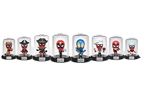 Marvel's Deadpool Collectable Original Mini Domez Figurine One Blind Box Random Figurine Series 2